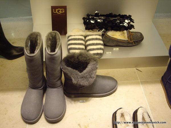 que botas se llevan para la nieve – Una Española en Múnich